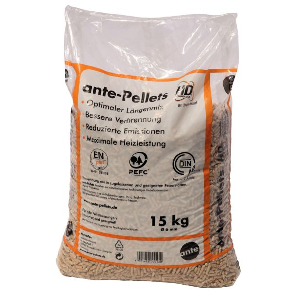 Holzpellets ANTE HD