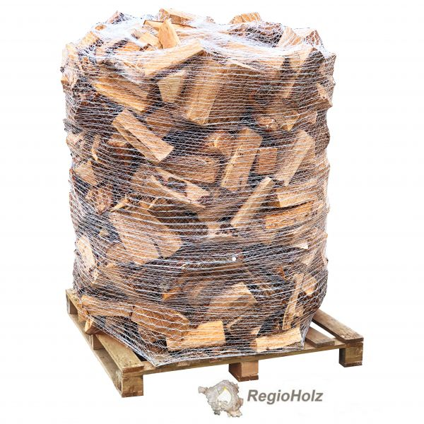 Brennholz EICHE Wickelbox waldfrisch